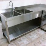 Ugostiteljska dvodelna sudopera Acero