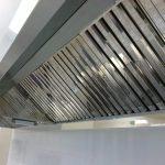 Lamelarni - plamenonepropusni filteri za haubu