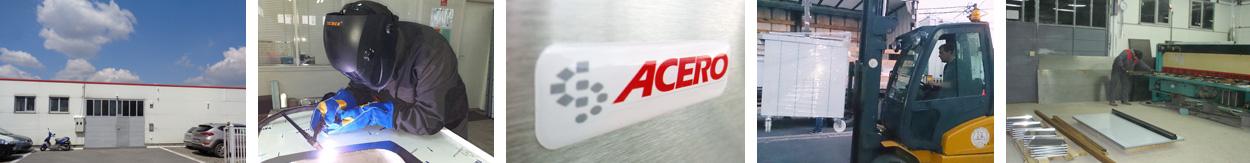 proizvodnja ugostiteljske opreme Acero